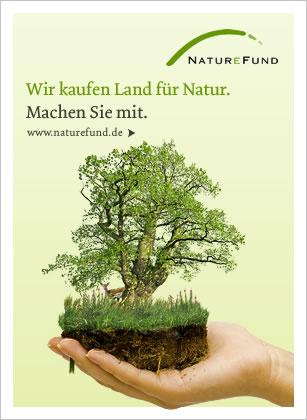 Naturefund - Wir kaufen Land für Natur!